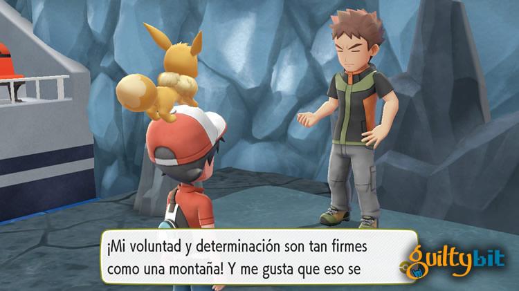 analisis de pokemon let's go brock