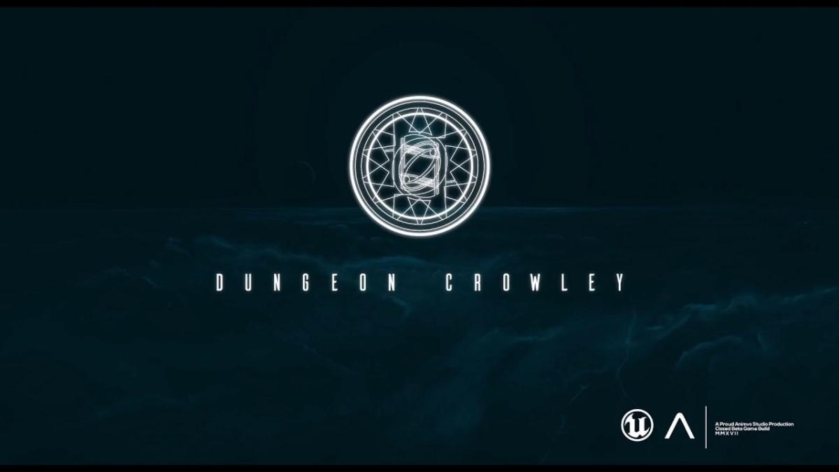impresiones de dungeon crowley