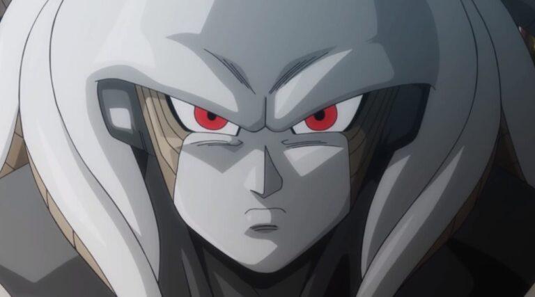 Tráiler del patrullero Galáctico Cirrus en Super Dragon Ball Heroes