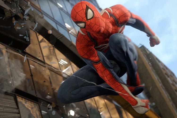 Récord de ventas de Spider-man
