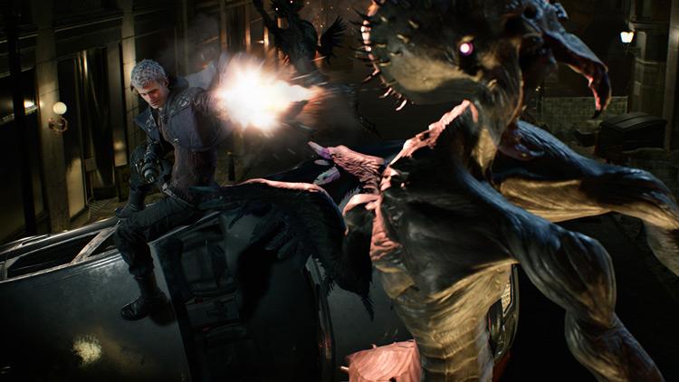 La segunda demo de Devil May Cry 5 llega con un brazo nuevo y acceso a la tienda de Nico