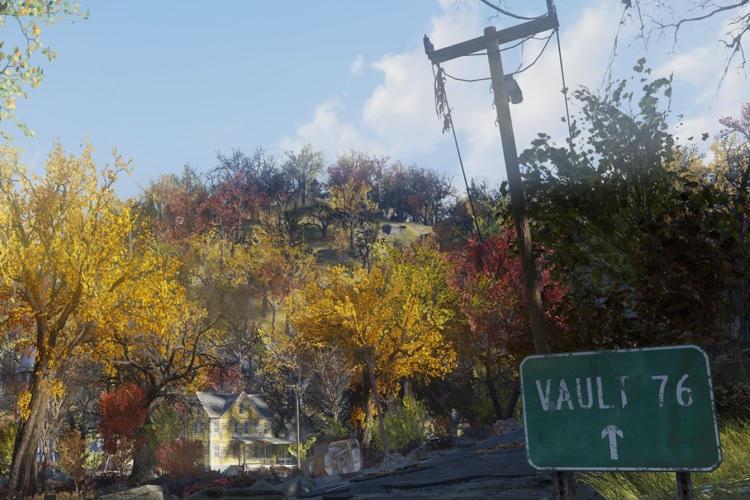 comerciante en Fallout 76
