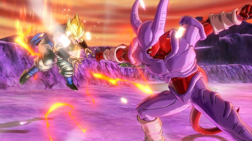 modo foto de Dragon Ball Xenoverse 2