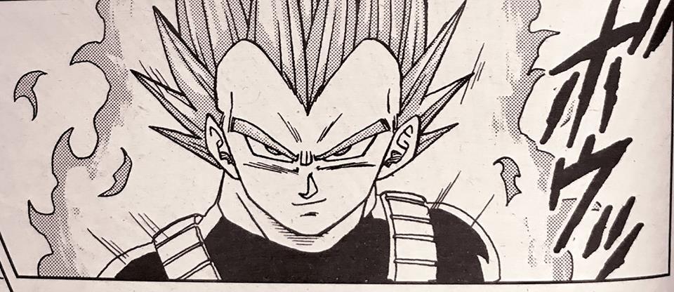 Primeras imágenes del manga Dragon Ball Super 45