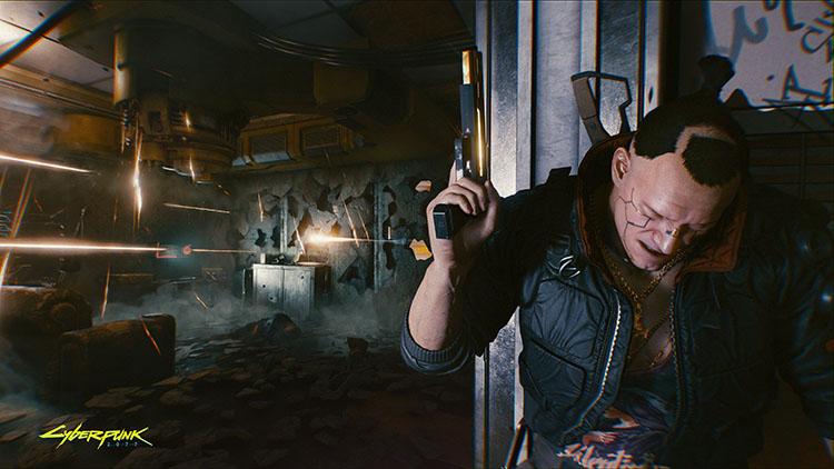 acompañante en Cyberpunk 2077