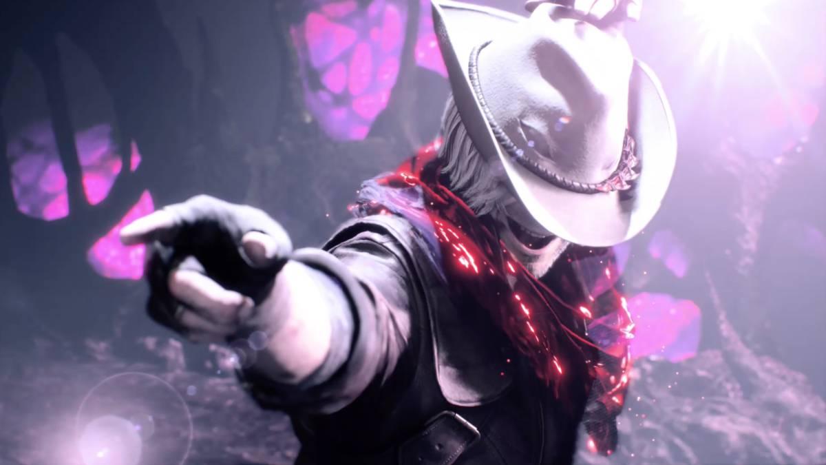 Palacio Sangriento de Devil May Cry 5 con Vergil