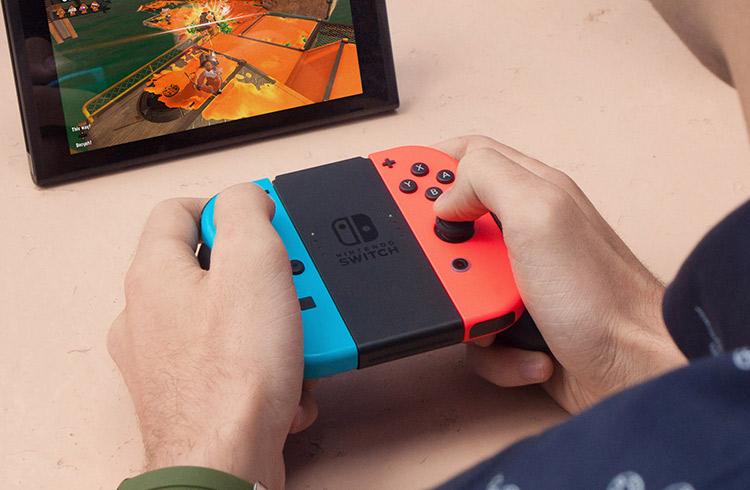 nuevo modelo de Switch
