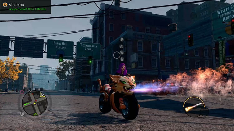 Análisis Saints Row The Third: The Full Package