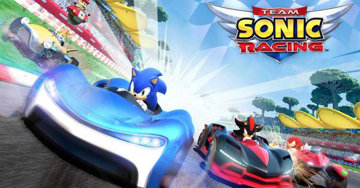 analisis de team sonic racing