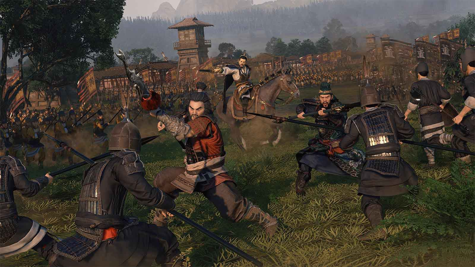 Análisis de Total War: Three Kingdoms