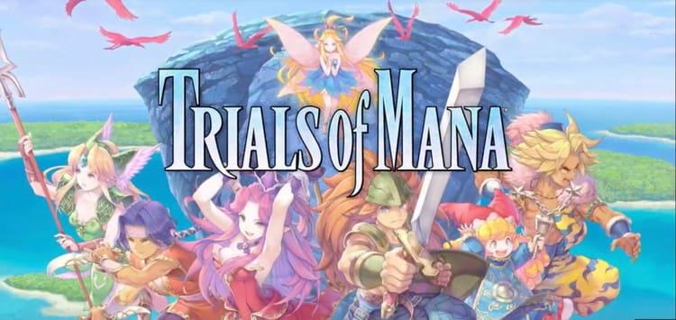 anunciado Trials of Mana