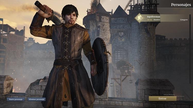 impresiones de la beta de Conqueror's Blade
