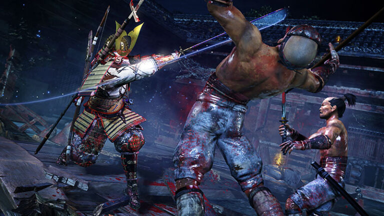 Quita el máximo de vida en Nioh con The Senshi Build