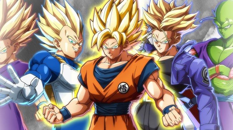 Sigue en directo las finales del Sonic Boom VI de Dragon Ball FighterZ