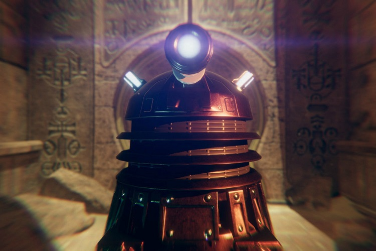 gameplay de Doctor Who: The Edge of Time