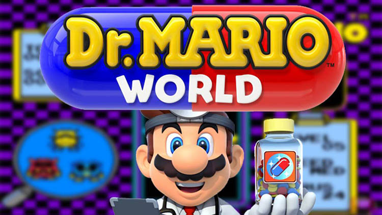 multijugador de Dr. Mario World
