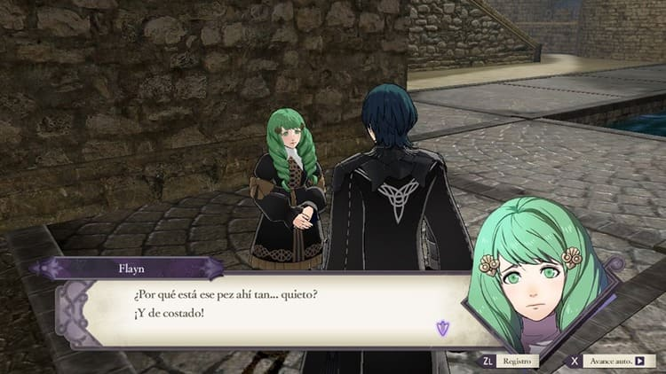 Análisis de Fire Emblem Three Houses