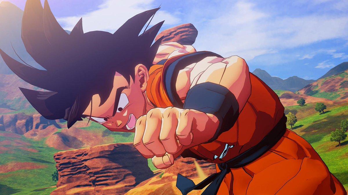 Nuevos detalles de Dragon Ball Z KAKAROT y 17 minutos de gameplay contra Raditz