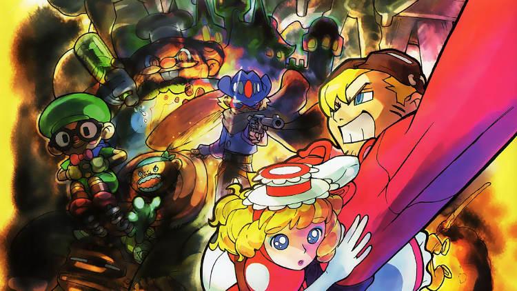 Power Stone en Nintendo Switch