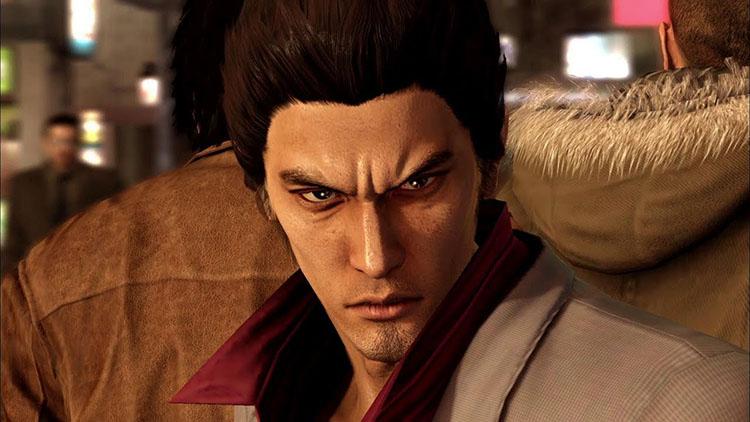 anuncio de Yakuza Remastered Collection