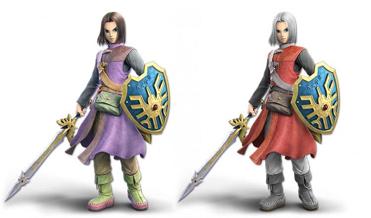 Heroe de Super Smash Bros. Ultimate