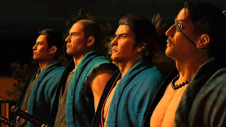 lanzamiento occidental de Yakuza Ishin