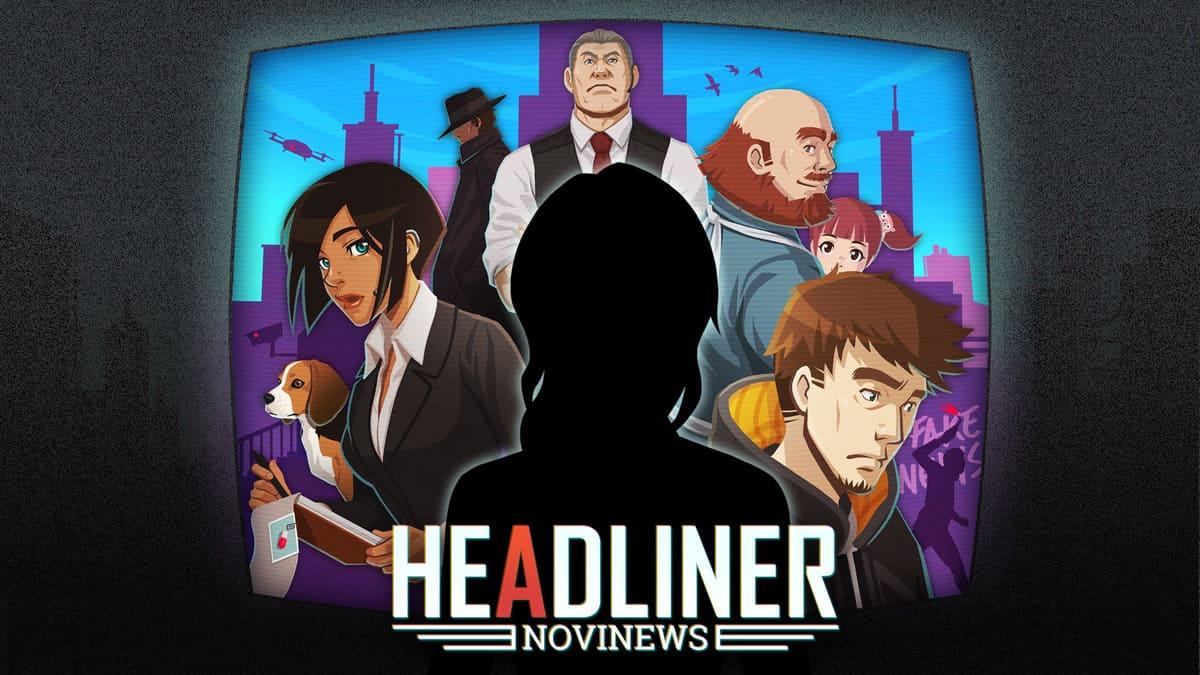 Análisis de Headliner: Novinews