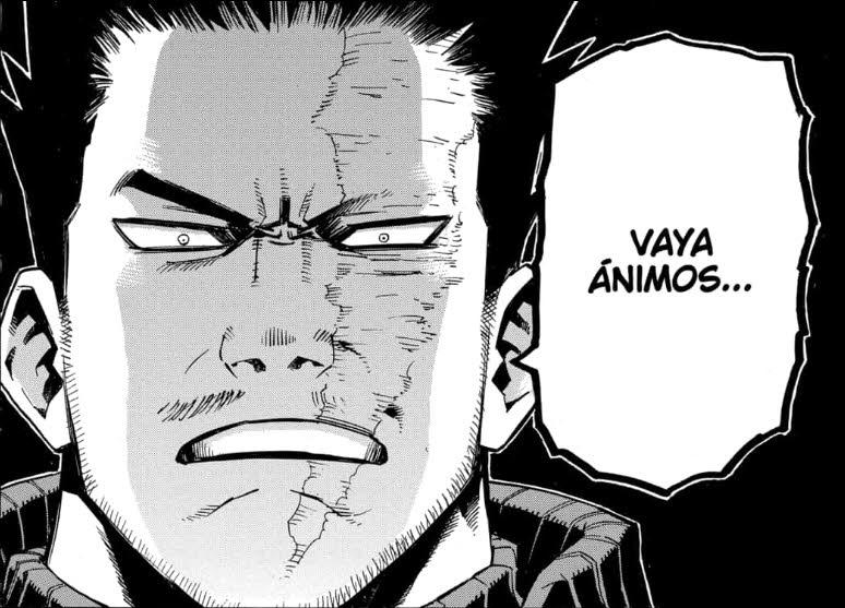 Boku no Hero Academia 243
