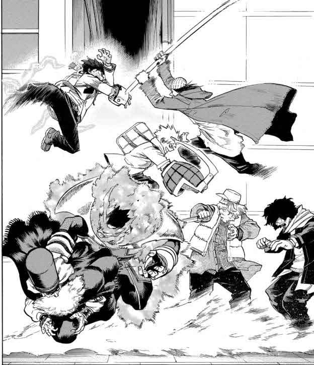 Boku no Hero Academia 244
