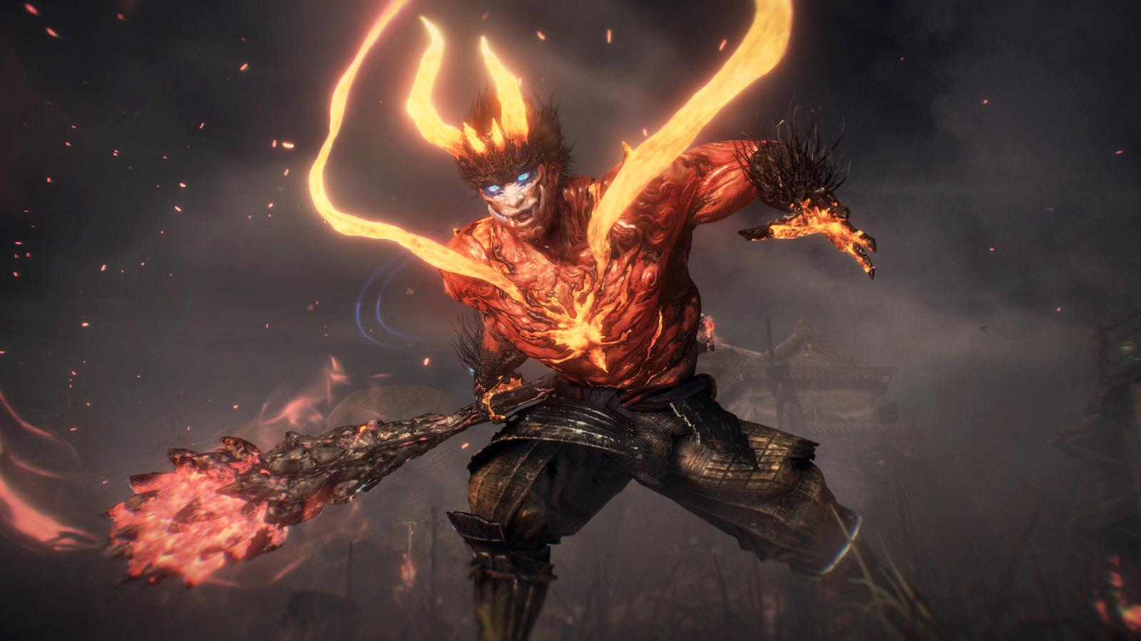 Tráiler de Nioh 2 para PS4 anunciado su llegada a principios de 2020