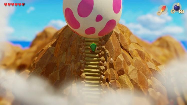 análisis de The Legend of Zelda: Link's Awakening