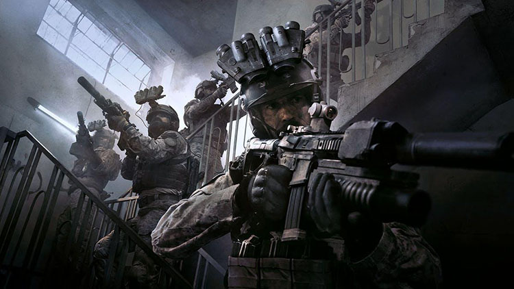 requisitos de Call of Duty: Modern Warfare