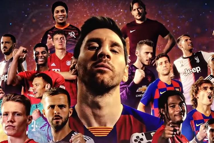 mejor once de eFootball PES 2020