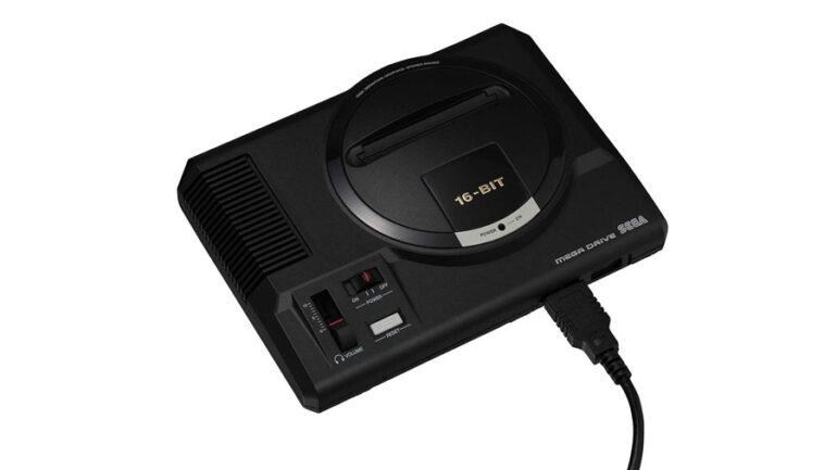 Análisis SEGA Mega Drive Mini