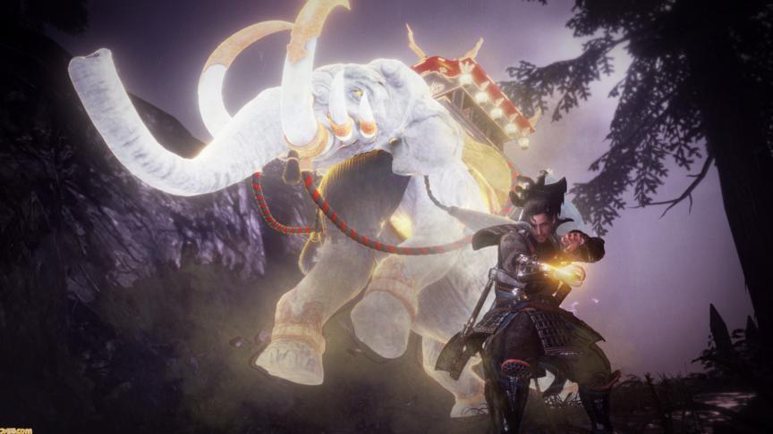 Famitsu muestra nuevas imágenes e información de Nioh 2
