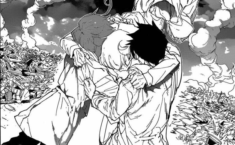 Manga The Promised Neverland 153