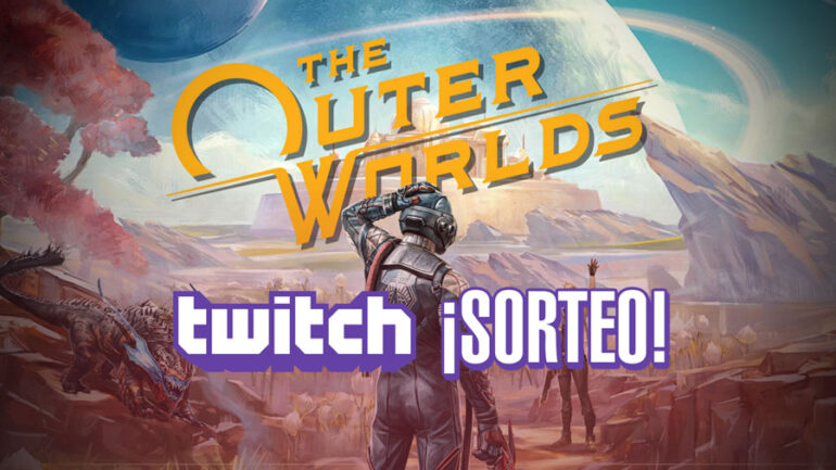 Sorteo The Outer Worlds