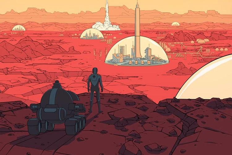 Surviving Mars gratis en la Epic Games Store