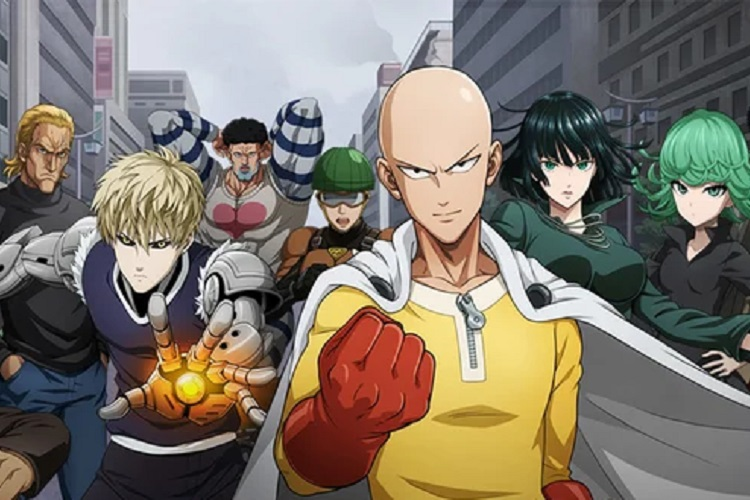 gameplay de One Punch Man: A Hero Nobody Knows