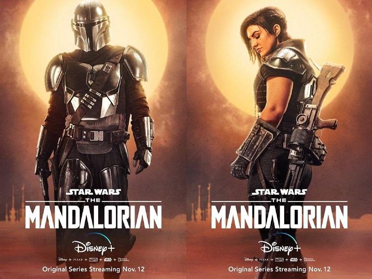 tráiler de The Mandalorian