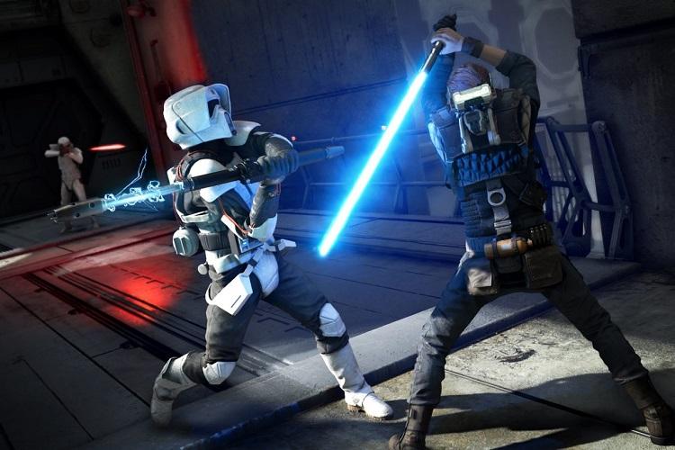 tráiler de lanzamiento de Star Wars Jedi: Fallen Order