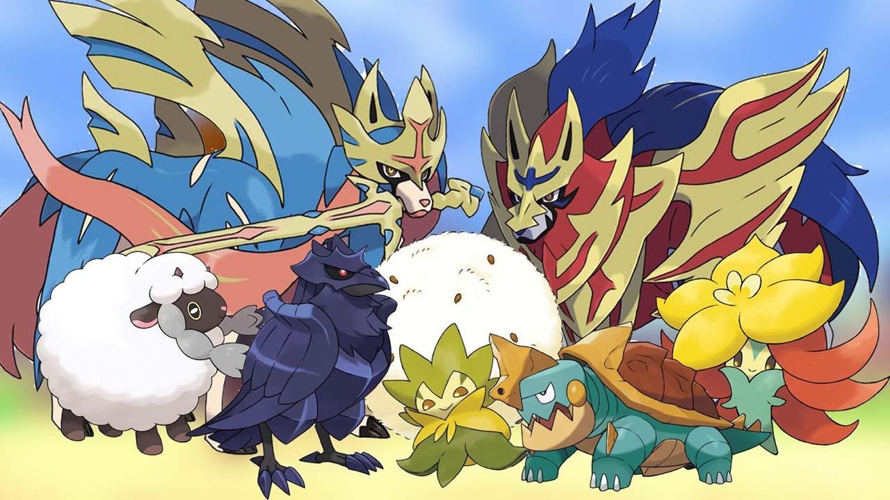 mejores pokémon para capturar al inicio de Pokémon Espada y Escudo