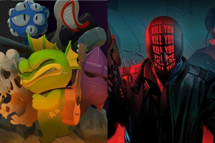 Ruiner y Nuclear Throne gratis en la Epic Games Store