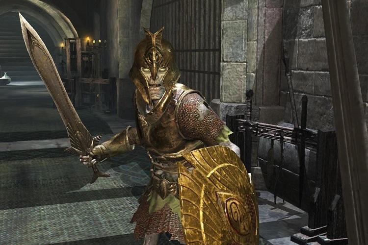 retraso de The Elder Scrolls: Blades