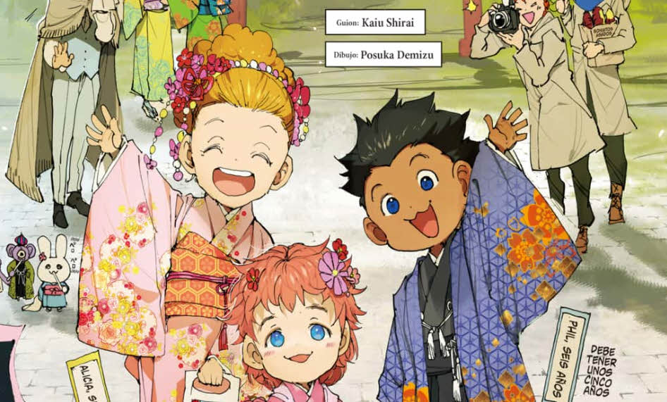 The Promised Neverland 159