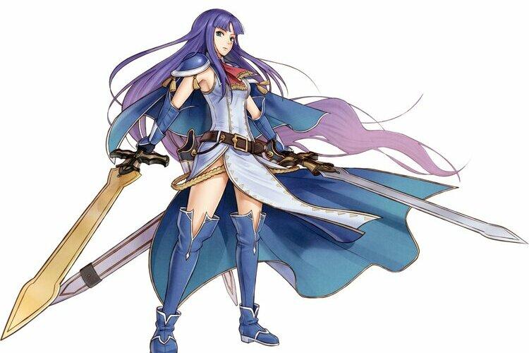 banner mítico de Altina en Fire Emblem Heroes