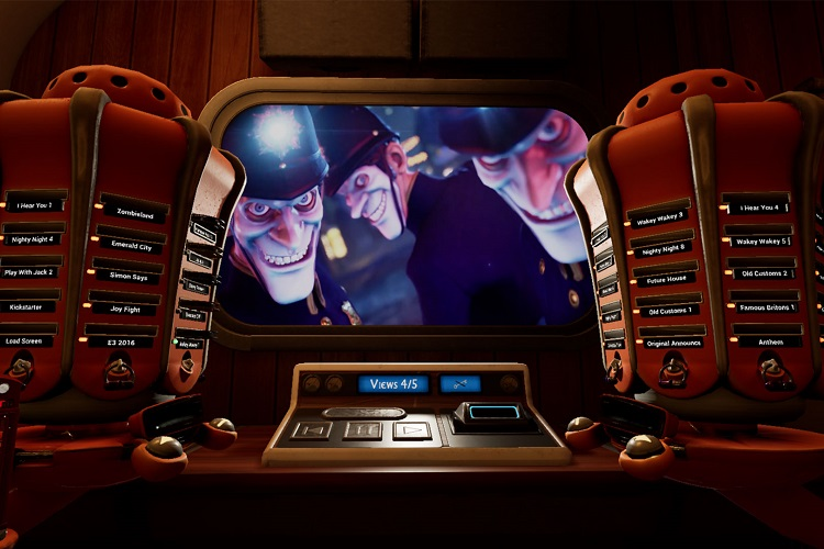 tráiler del DLC de We Happy Few