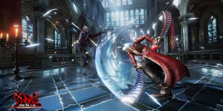 Tráiler Devil May Cry Mobile Pinnacle of Combat