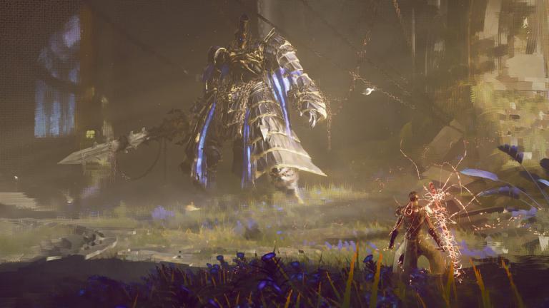 Tráiler de Babylon's Fall, lo nuevo de Platinum Games con mucho combo