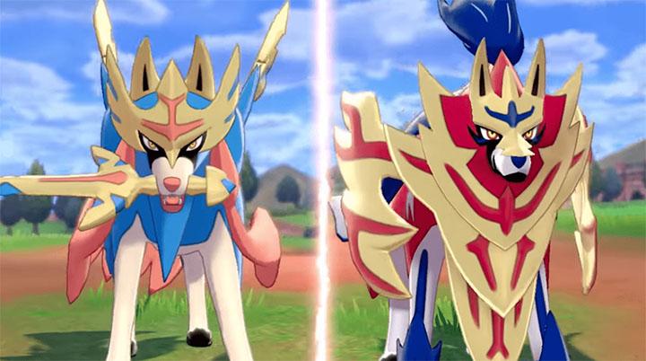 ventas de Pokémon Espada y Escudo